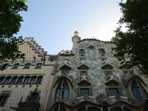 Gaudi, oh how did you ever think of this?