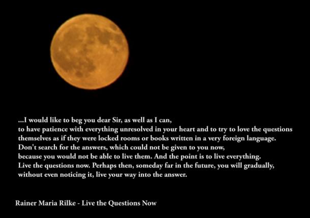 Rilke Moon